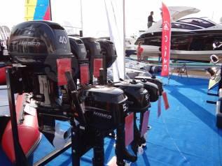 Лодочные моторы Hidea от официального дилера