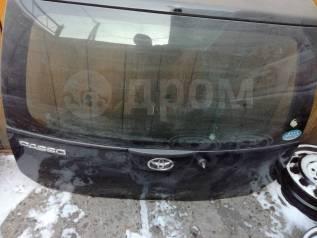 Дверь багажника. Toyota Passo, KGC10, QNC10, KGC15 Двигатели: 1KRFE, K3VE