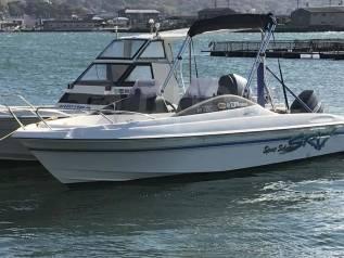 Yamaha SRV-20. 1996 год год, длина 6,20м., двигатель подвесной, 80,00л.с., бензин. Под заказ