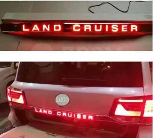 Ободок противотуманной фары. Toyota Land Cruiser, GRJ200, GRJ76K, GRJ79K, J200, URJ200, URJ202, URJ202W, UZJ200, UZJ200W, VDJ200 Двигатели: 1GRFE, 1UR...
