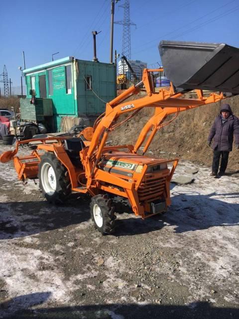 Kubota L1-22. . 22 л/с., дизель, 4WD, 22 л.с.