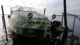 КС-700. 2006 год год, длина 7,30м., двигатель подвесной, 225,00л.с., бензин
