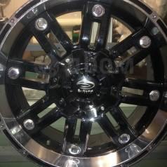 """Sakura Wheels 693. 9.0x20"""", 6x139.70, ET15"""