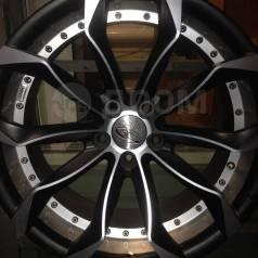 """Sakura Wheels. 9.5x20"""", 5x114.30, ET40"""
