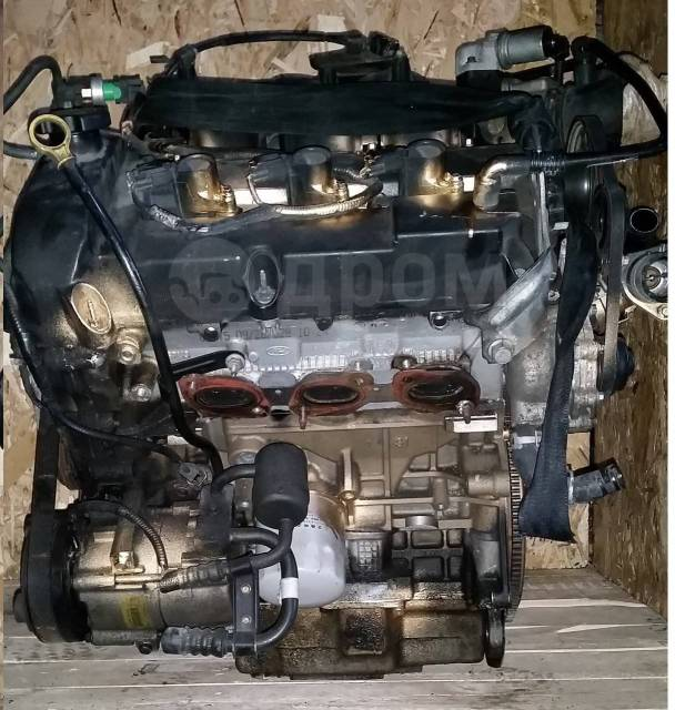 Двигатель в сборе. Mazda Mazda6 Ford Escape Ford Maverick Двигатели: AJV6, AJ