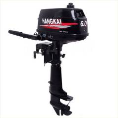 Hangkai. 6,00л.с., 2-тактный, бензиновый, нога S (381 мм), 2017 год год. Под заказ