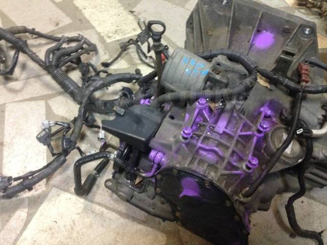 Вариатор. Nissan: Wingroad, Tiida Latio, Latio, Tiida, March, Note Двигатель HR15DE