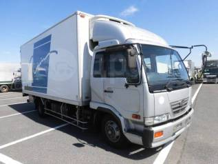 Nissan Diesel. Рефрижератор Nissan UD, 6 900куб. см., 5 000кг. Под заказ