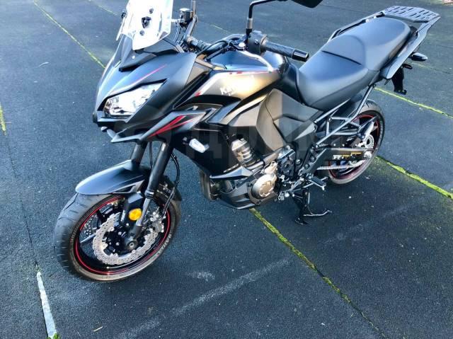 Kawasaki Versys 1000. 1 000куб. см., исправен, без птс, без пробега. Под заказ