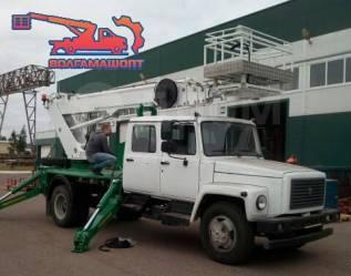 КамАЗ ПСС-131.22Э. ПСС-131.22Э на шасси ГАЗ-3309 (1-2 рядная кабина), 4 430куб. см., 22м. Под заказ