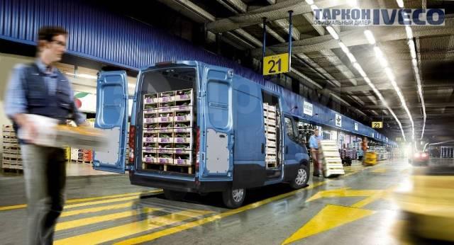 Iveco Daily. Новый 50C15V цельнометаллический фургон 16м3, 2 630кг., 4x2. Под заказ