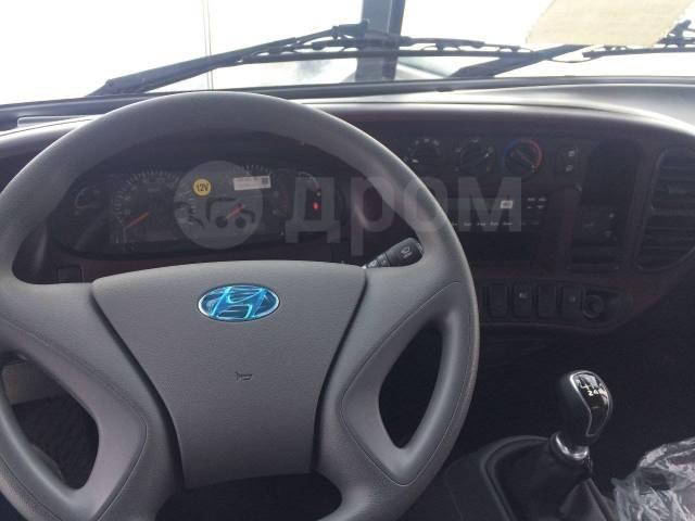 Hyundai HD35 City. Новый Hyundai HD-35 City - грузовик для Города !, 2 500куб. см., 1 500кг., 4x2