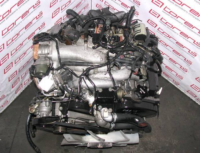 Двигатель в сборе. Mitsubishi Pajero, V65W, V75W Mitsubishi Montero, V65W, V75W Mitsubishi Challenger, K99W Двигатель 6G74