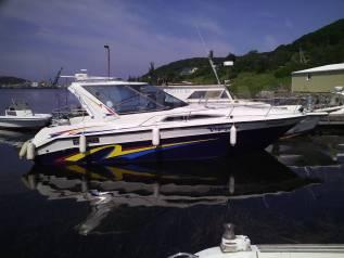 Searay. 1992 год год, длина 10,68м., двигатель стационарный, 660,00л.с., бензин