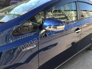 Накладка на зеркало. Toyota Prius a, ZVW40W, ZVW41W Двигатель 2ZRFXE