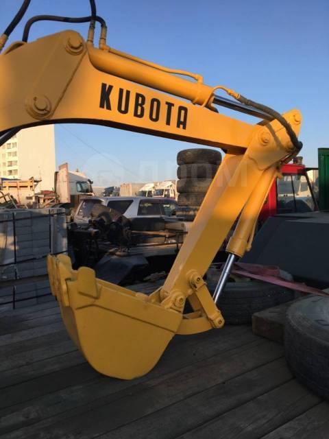 Kubota. Экскаватор-планировщик, 0,01куб. м.
