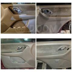 Обшивка двери. Mazda Tribute, EPEW, EP3W, C01, EPFW, CU09B, CZ90Z Двигатели: L3VE, AJ, YF, AJV6, L3