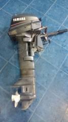 Yamaha. 8,00л.с., 2-тактный, бензиновый, нога L (508 мм), 2004 год год