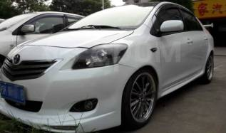 Обвес кузова аэродинамический. Toyota Belta, KSP92, NCP96, SCP92. Под заказ