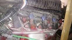 Двигатель в сборе. Honda Fit, GE6, GE7 Двигатель L13A