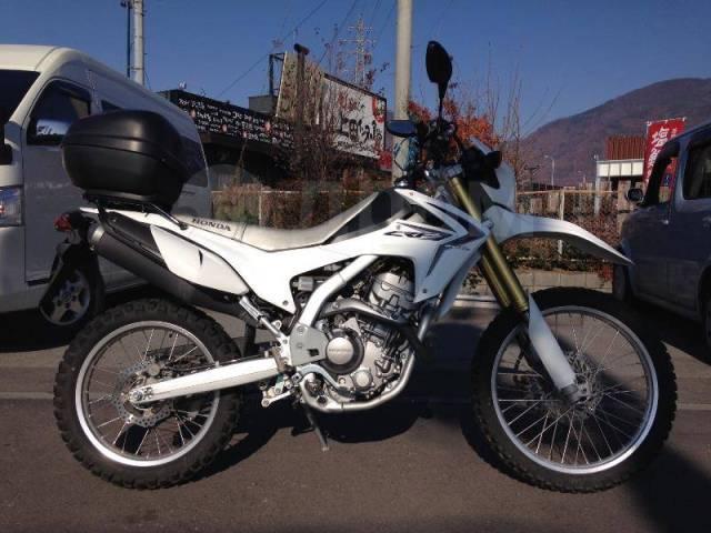 Honda CRF 250L. исправен, птс, без пробега. Под заказ