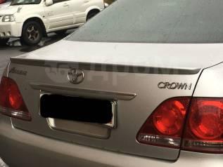 Спойлер. Toyota Crown, GRS182, GRS184, GRS180, GRS181, GRS183 Двигатели: 3GRFSE, 2GRFSE, 4GRFSE