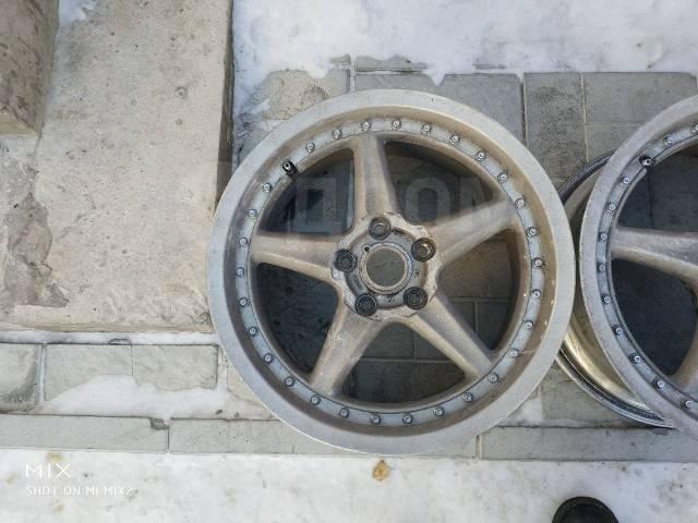 "Bridgestone. 8.0/9.0x17"", 5x114.30, ET45/"