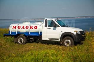 """УАЗ Профи. """"Молоковоз"""", 2 693куб. см., 1 500кг."""
