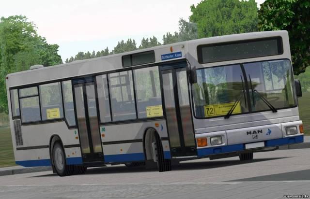 MAN. Продается автобус NL202, 11 334куб. см., 32 места