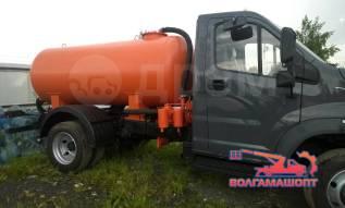 ГАЗ ГАЗон Next C41R13. Ассенизатор 3,75-4,3м3 на шасси ГАЗ-C41R13 NEXT ЕВРО-5, 4 430куб. см.