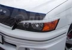 Накладка на фару. Toyota Vista Ardeo, SV50