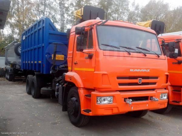КамАЗ 65115. Продаётся в лизинг для юр. лиц/ скидка -12,5% или 625 000 руб, 11 762куб. см., 15 000кг.