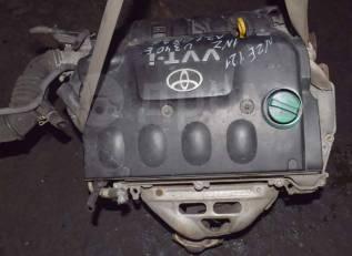 Двигатель в сборе. Toyota Corolla Spacio, NZE121, NZE121N Двигатель 1NZFE