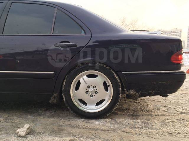 """Mercedes. 8.0x17"""", 5x112.00, ET33, ЦО 66,6мм."""