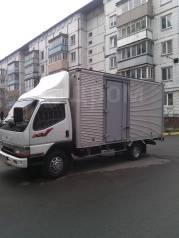 Грузовик-фургон до 3-х тонн. Переезды. Грузчики.