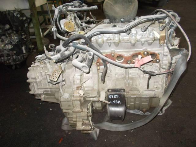 Двигатель в сборе. Honda Jazz, GD1 Honda Fit Aria, GD6, GD7 Honda Fit, GD1, GD2 Двигатели: L13A, L13A1, L13A2, L13A5, L13A6
