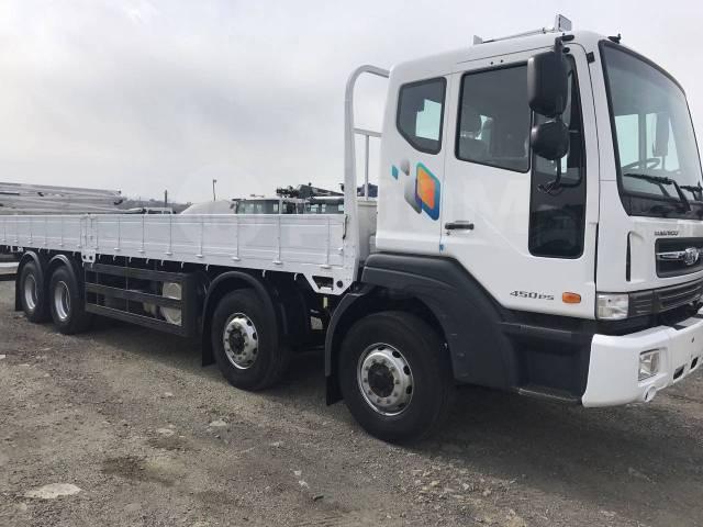 Daewoo Novus. 19.5 тонн - 2016год., 10 964куб. см., 19 000кг., 8x4