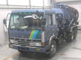 Mitsubishi Fuso Super Great. илосос, 11 140 куб. см. Под заказ
