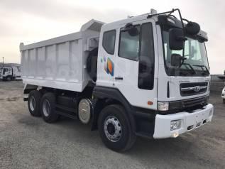 Daewoo Novus. Самосвал 18 тонн 2018 год, 10 964куб. см., 18 000кг.