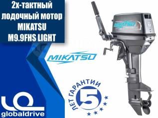 Mikatsu. 9,90л.с., 2-тактный, бензиновый, нога L (508 мм), 2017 год год