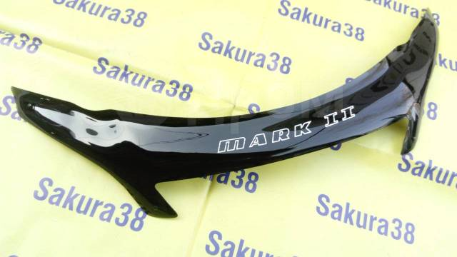 Дефлектор капота. Toyota Mark II, GX110
