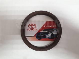 Сальник коленвала. Toyota: Regius Ace, Crown, Quick Delivery, Innova, Dyna, T.U.V, Hilux, Estima, Regius, Fortuner, Hilux Surf, Hiace, Land Cruiser Pr...