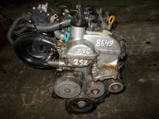 Двигатель в сборе. Toyota Yaris, NCP91 Toyota Ractis, SCP100 Toyota Vitz, NCP91, SCP13 Toyota Belta, SCP92 Двигатель 2SZFE