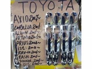 Накладка на ручку двери. Toyota Premio Toyota Corolla