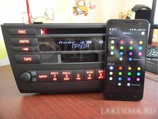 Штатная магнитола Mark 2 Verossa с MP3 USB Bluetooth и др. Под заказ