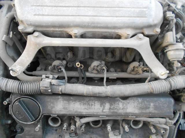 Двигатель в сборе. Nissan Cefiro, PA32, WPA32 Двигатель VQ25DE