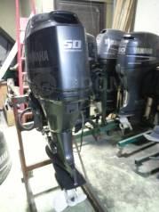 Yamaha. 50,00л.с., 4-тактный, бензиновый, нога L (508 мм), 2012 год год