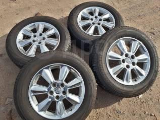 """Nissan. 7.0x17"""", 5x114.30, ET45, ЦО 66,1мм."""