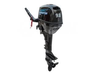 Gladiator. 9,80л.с., 2-тактный, бензиновый, нога S (381 мм), 2018 год год