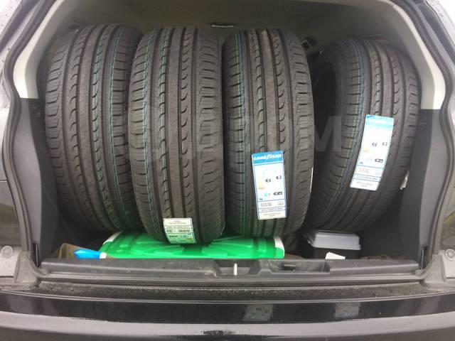 Goodyear EfficientGrip SUV. Летние, 2017 год, без износа, 4 шт